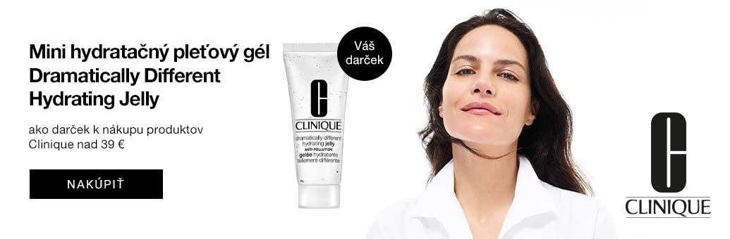 Clinique Dramatically Different Hydrating Jelly}