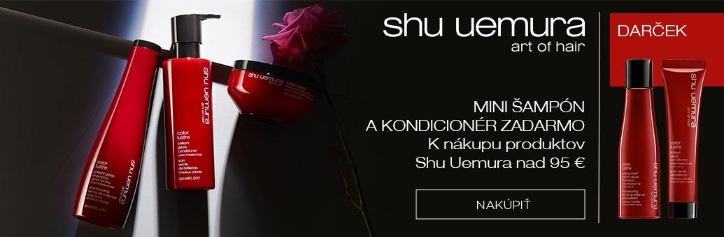 W30 Shu Uemura Color Lustre sha+condi GWP