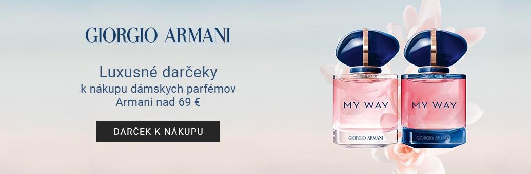 Armani My Way Intense}