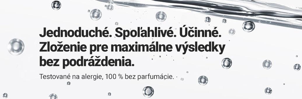 Clinique SP irritation unique
