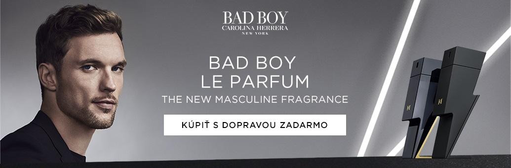 Carolina Herrera Bad Boy Le Parfum Delivery