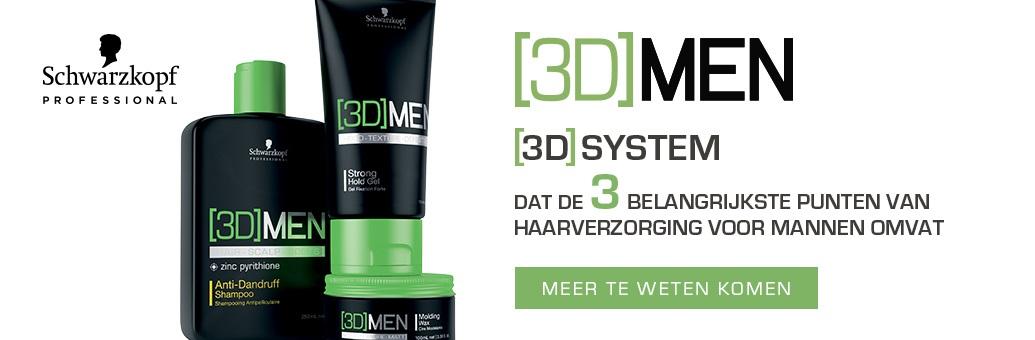 Schwarzkopf P. 3DMEN BP