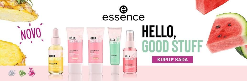 Essence_Hello good stuff}