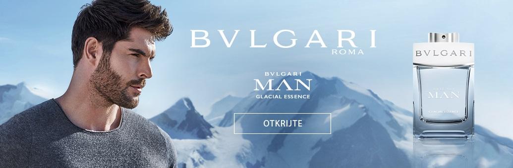 BVLGARI Man Glacial Essence}