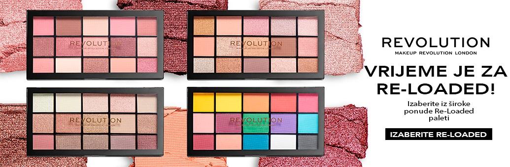 Makeup Revolution Reloaded}