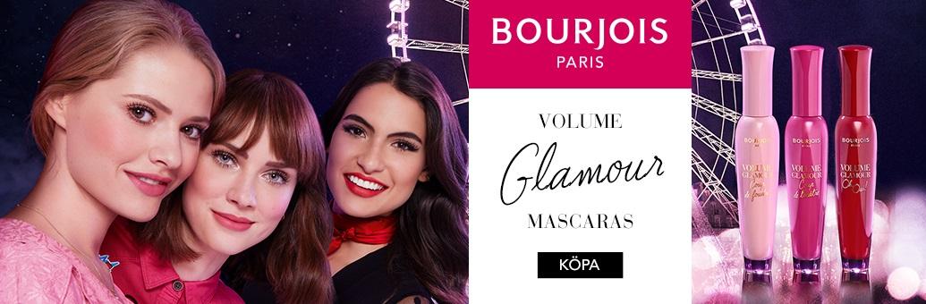 Bourjois_Volume Glamour Mascaras