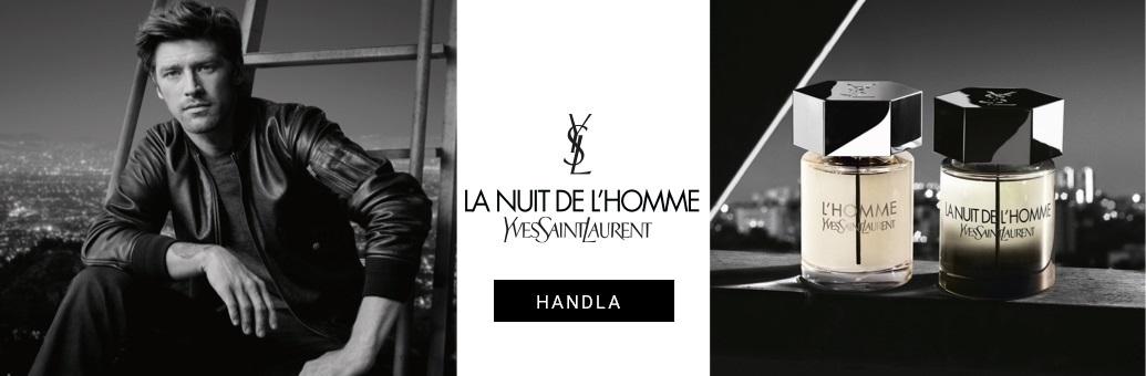 Yves Saint Laurent La Nuit de l´Homme
