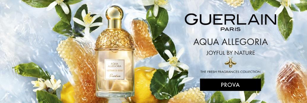 GUERLAIN Aqua Allegoria Nettare di Sole Eau de Toilette för Kvinnor}