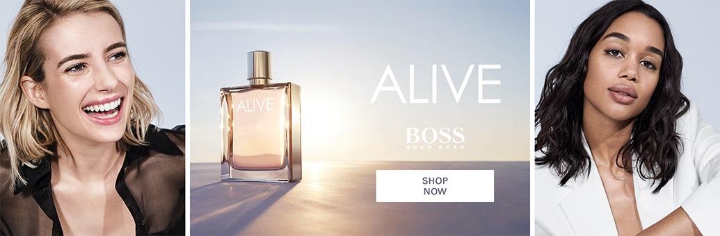 Hugo Boss Alive}