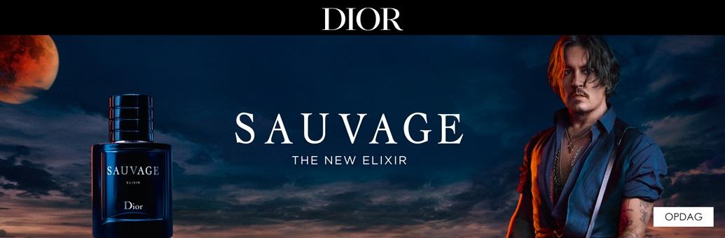 DIOR Sauvage Elixir parfumeekstrakt til mænd