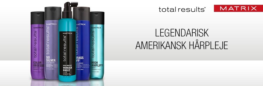 Matrix Legendary American Hair Care }
