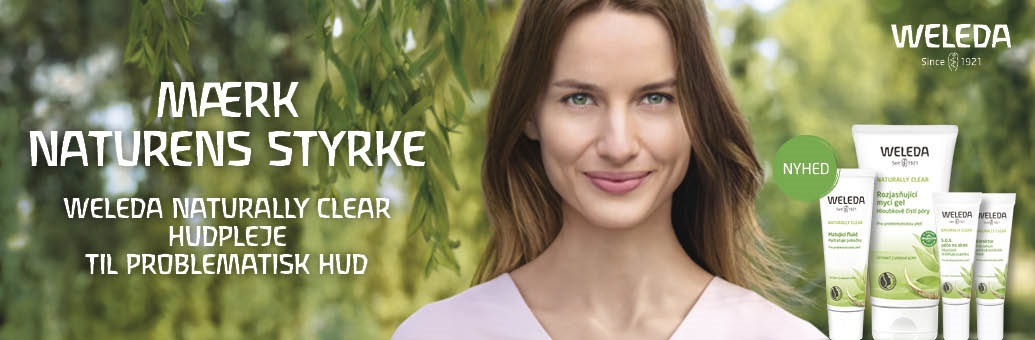 Weleda Naturally Clear}