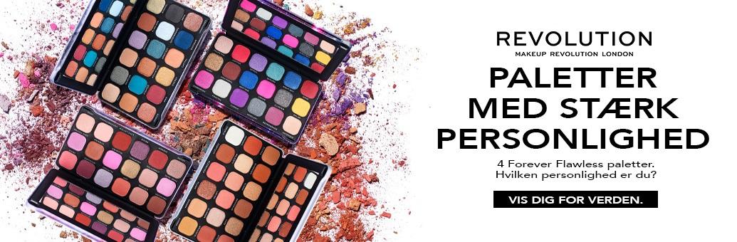 Makeup Revolution Forever}
