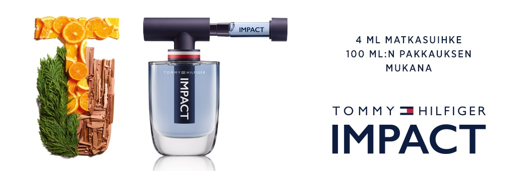 Tommy Hilfiger impact ingredience }