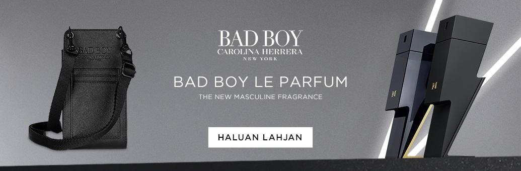 Carolina Herrera Bad Boy Le Parfum