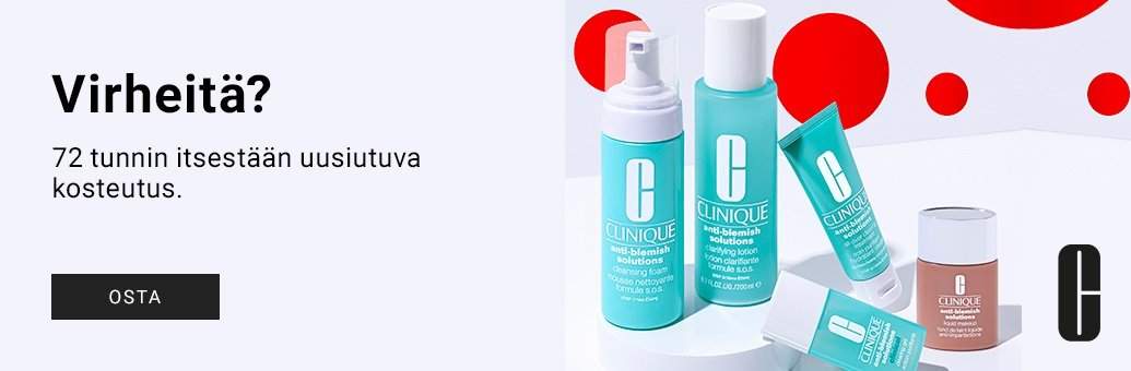 Clinique Anti-blemish solution BP