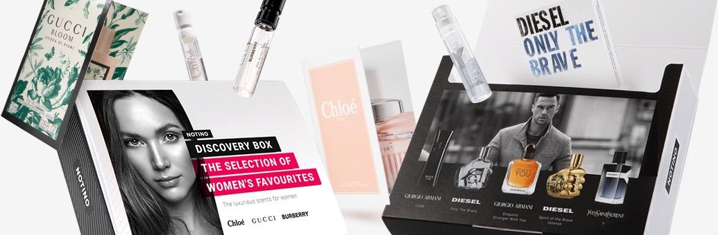 Discovery Beauty Box}