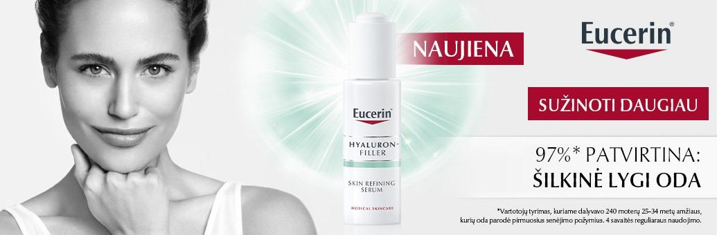 Eucerin Hyaluron-Filler Skin Refining Serum}