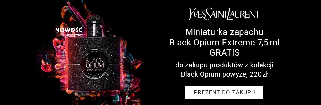 YSL Black Opium Extreme}