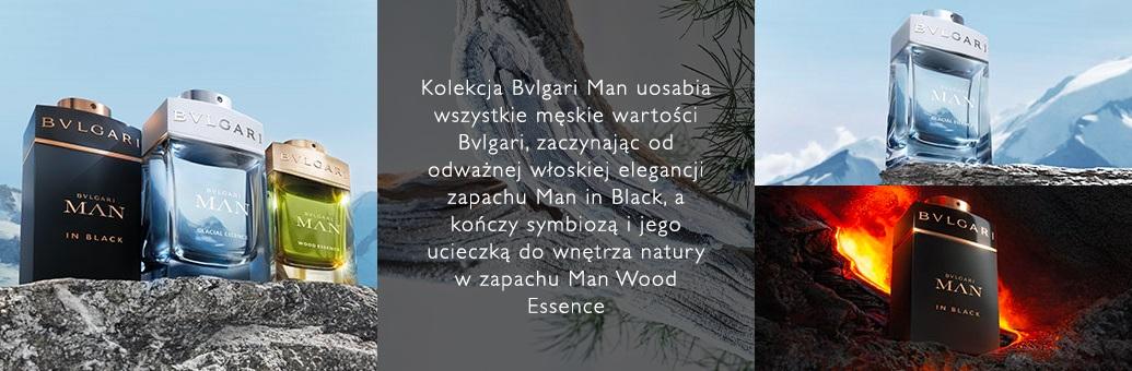 BVLGARI Man Collection