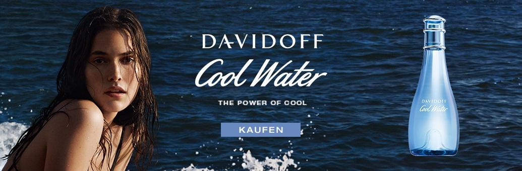 Davidoff Cool Water Woman EDT