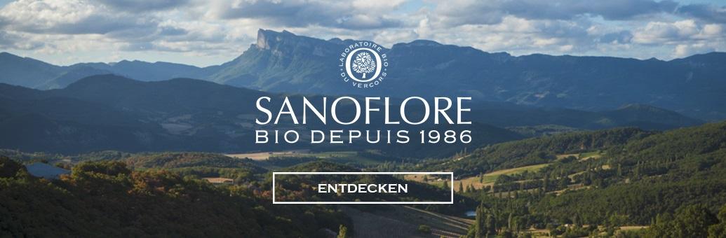 Sanoflore BP banner