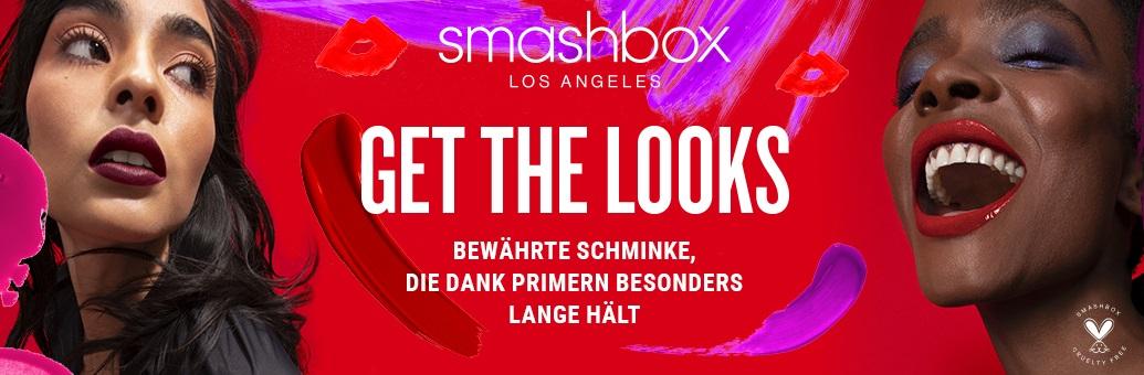 Smashbox looks SP main