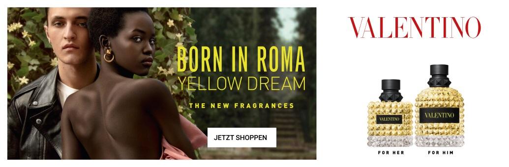 Valentino BIR Yellow Dream}