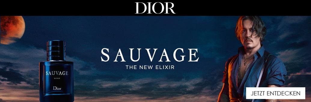 DIOR Sauvage Elixir parfüm extrakt für Herren