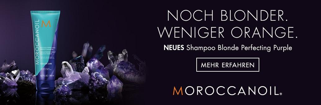 BP Moroccanoil Purple Shampoo