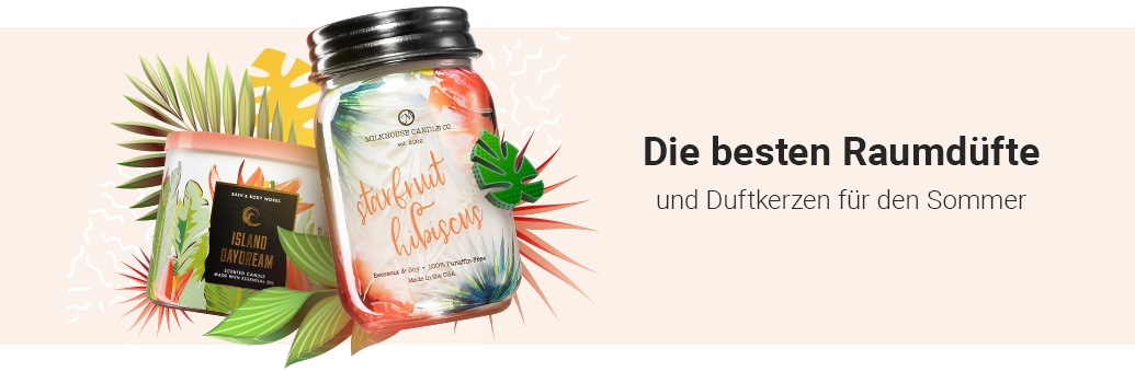 Summer Home Fragrance