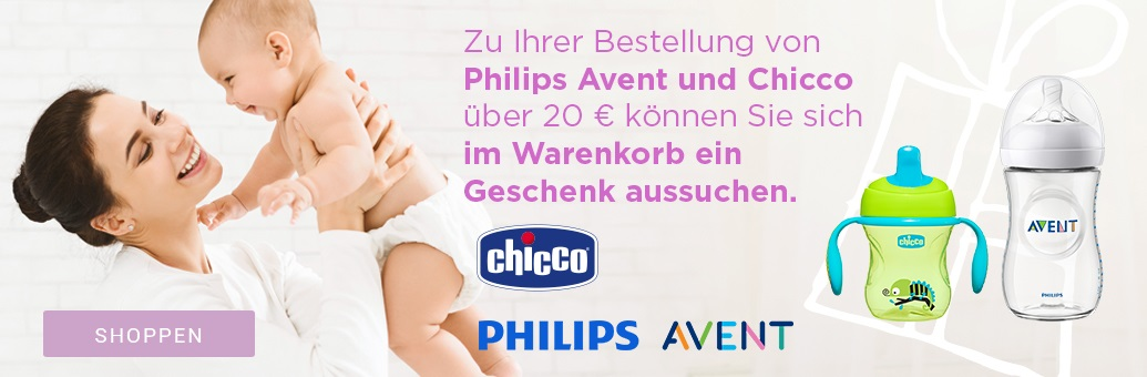 Philips Avent a Chicco GWP}