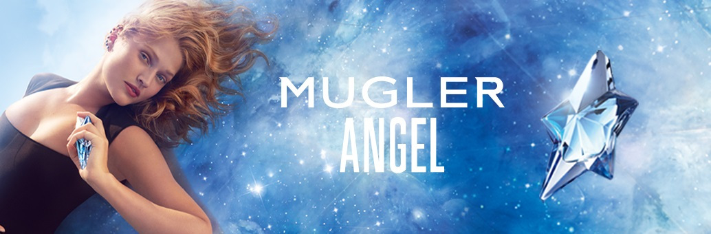 Mugler Ingredients Angel, Alien