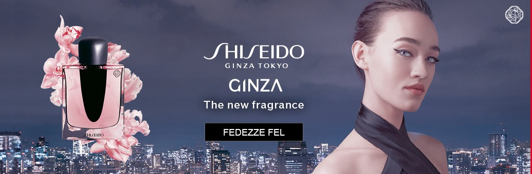 Shiseido Ginza Objevit