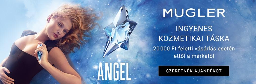 Mugler Refillable Angel, Alien