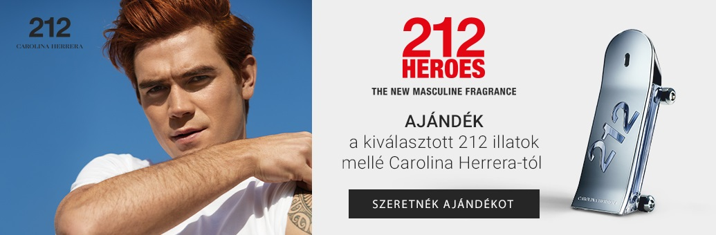 Carolina Herrera 212 Heroes Men