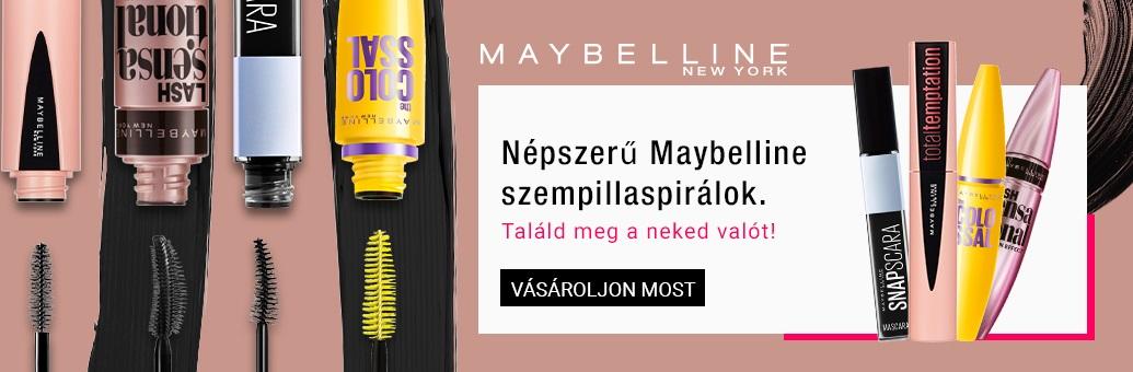 Maybelline_Mascaras