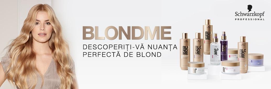 SP Schwarzkopf professional Blondme záhl.