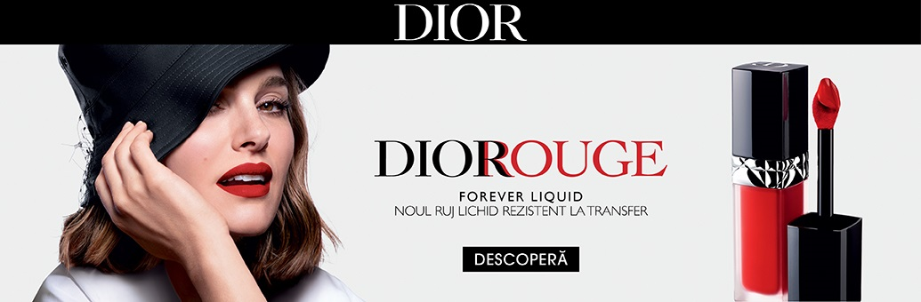 DIOR Rouge Dior Forever Liquid ruj lichid mat