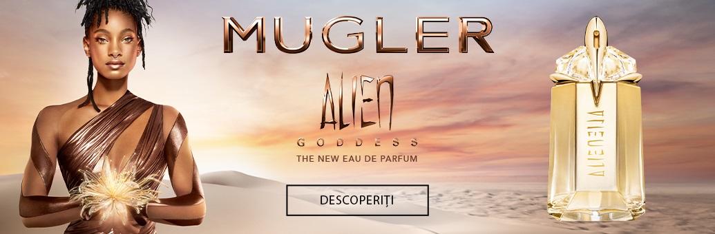 Mugler Alien Goddess }