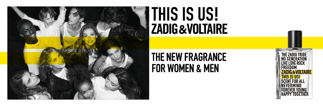 Zadig & Voltaire This Is Us!}