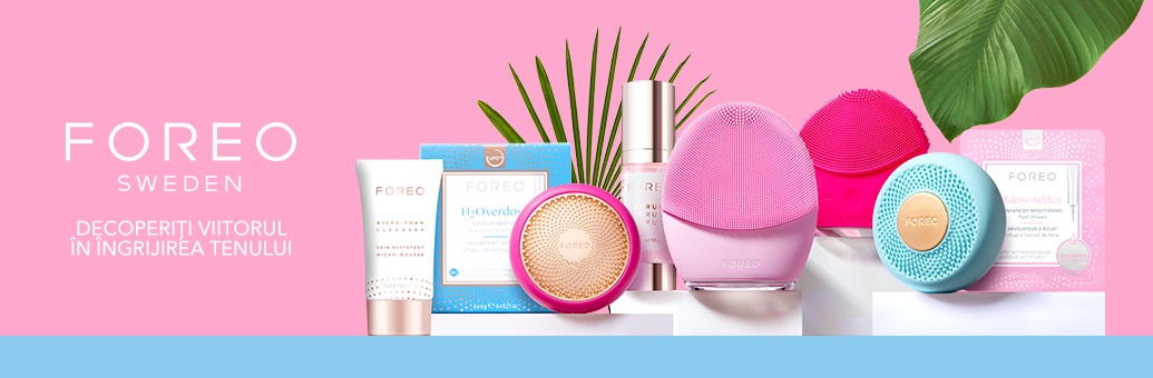 FOREO skin care quiz }