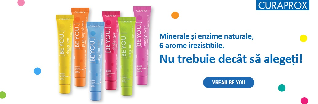 Curaprox Be You