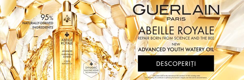 GUERLAIN Abeille Royale Advanced Youth Watery Oil ser ulei pentru strălucirea și netezirea pielii}