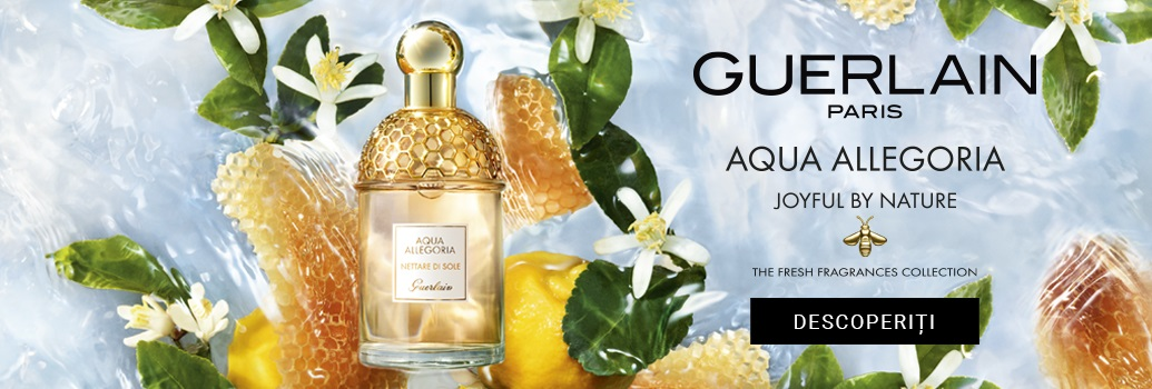 GUERLAIN Aqua Allegoria Nettare di Sole Eau de Toilette pentru femei