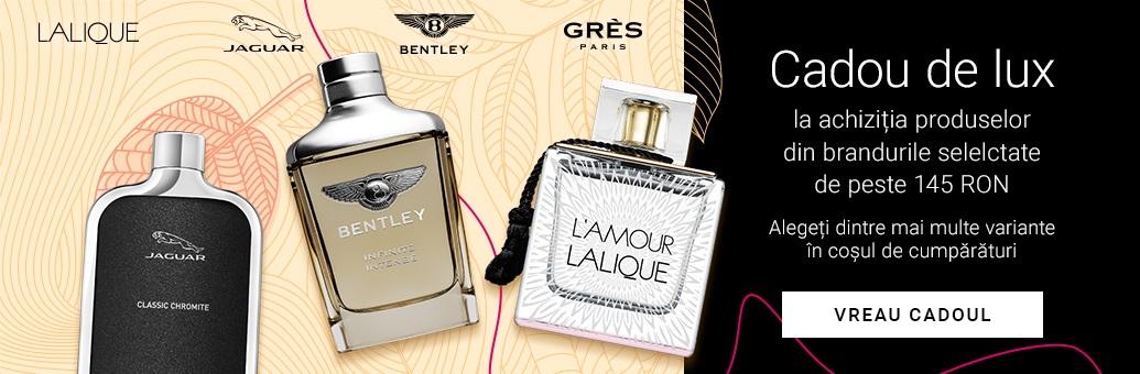 Lalique - Bentley - Jaguar - Gres }