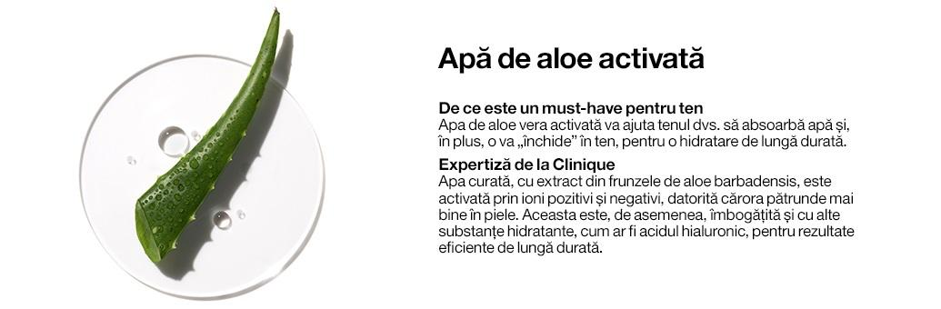 Clinique Men SP aloe