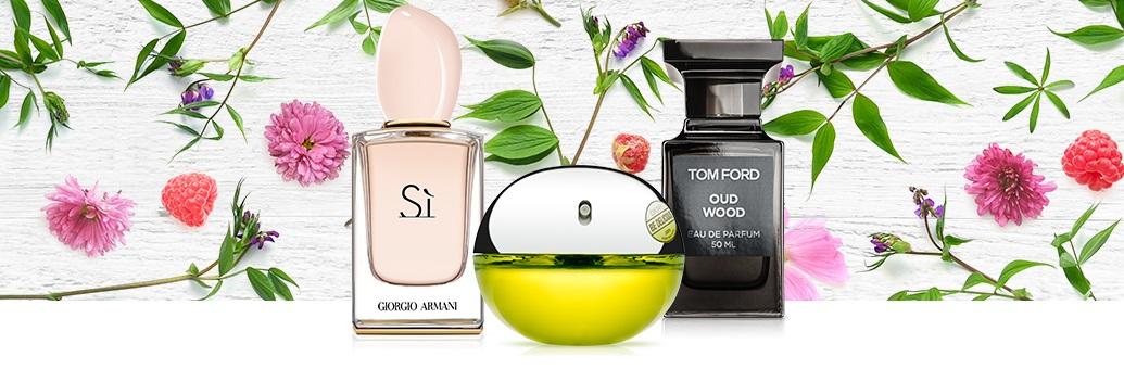 Аромати парфумів