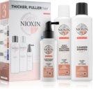 Nioxin System 3 kosmetická sada III. (pro barvené vlasy) unisex