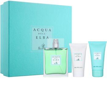 Acqua dell' Elba Arcipelago Men set cadou III. pentru barbati